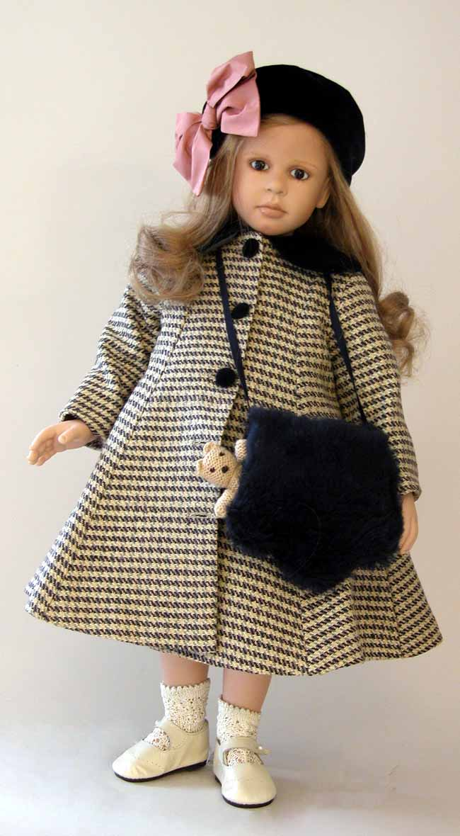 Ruth Treffeisen Doll Studio Carla Carla S And Her